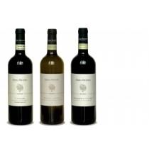 Esclusiva Confezione Vini Pasto [Nebbiolo Langhe DOC, Roero Arneis DOCG, Barbera d'Alba DOC] - Nizza